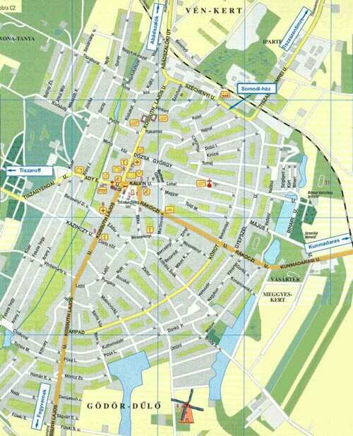 kunhegyes térkép G Ö R D Ö G Ö K SE. kunhegyes térkép